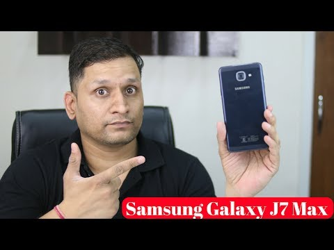 Samsung Galaxy J7 Max Unboxing | 1st Budget phone with Samsung Pay Mini