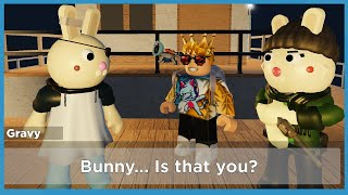 BUNNY IS ALIVE!! - Roblox Piggy: The Lost Book Chapter 3