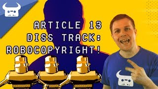 Somebody remix this before it&#39s illegal... ROBOCOPYRIGHT!