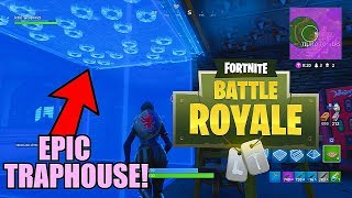 IF YOU AIN'T A PRO GET UP OUT MY TRAPHOUSE! Fortnite Battle Royale