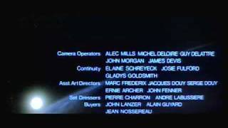 007 Moonraker ending title