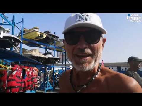 Renato, il pensionato no limits a Tenerife