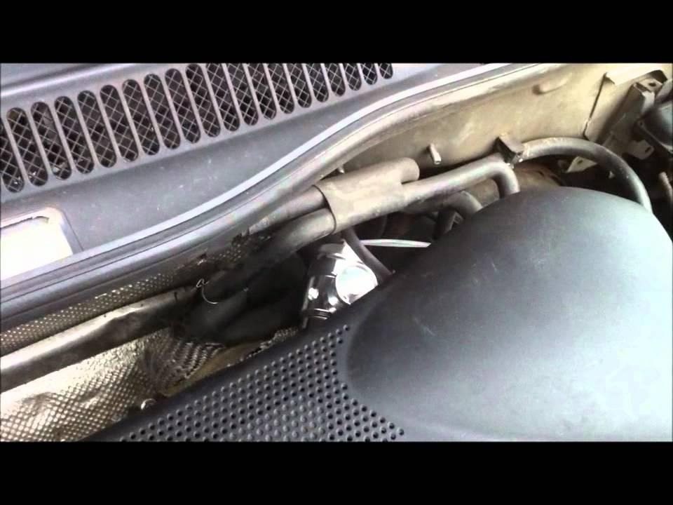 Audi A3/8P 2.0/FSI Carbon Filter Magnetventil