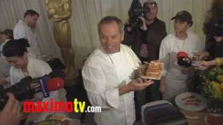 OSCARS 2011 Sneak Preview of Food & Beverage by Wolfgang Puck