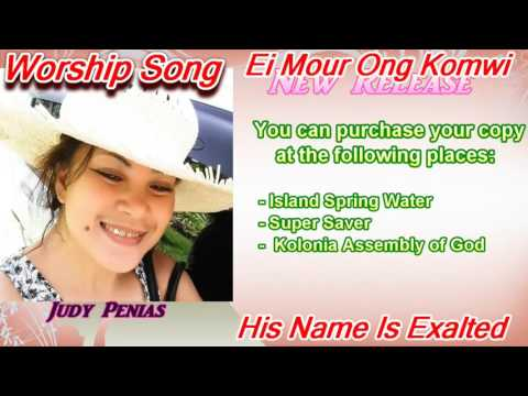 JUDY PENIAS  New Release CD Worship Song