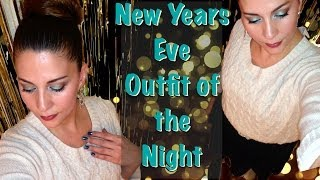 NYE Oufit of the Night Thumbnail