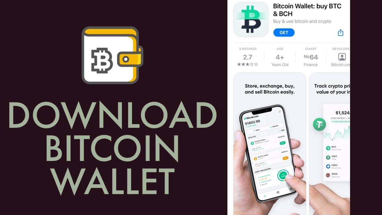 btc wallet login