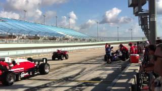 Mario Andretti Racing Experience @ Homestead Motor Speedway