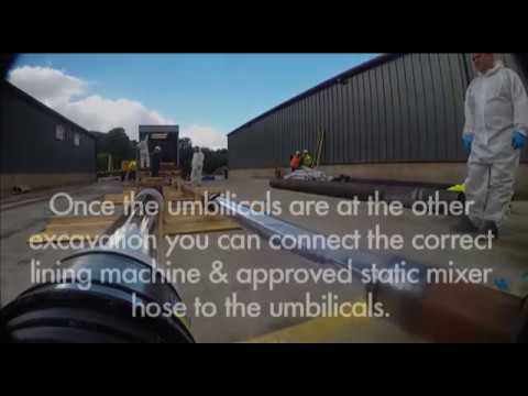 Buckhurst Plant Hire & Warren Environmental - The Future of Pipe Lining