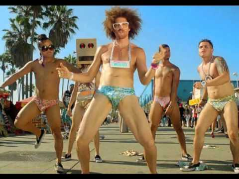 lmfao im sexay and i know it letra e video