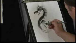 How to Draw : How to Draw a Dragon