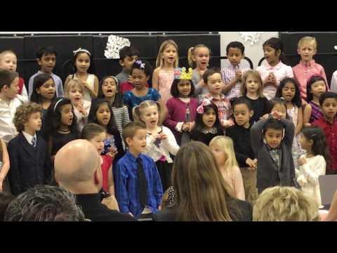 BASIS Scottsdale Primary Winter Concert - Kindergarten