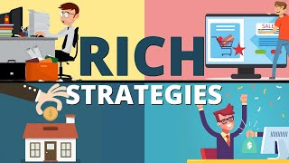 Simple Strategies The Rich Use To Make A LOT  Of Money | The Leveraged Dollar Formula
