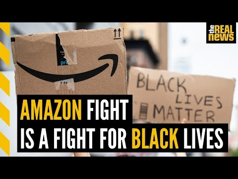 The union fight at Amazon is a fight for Black lives