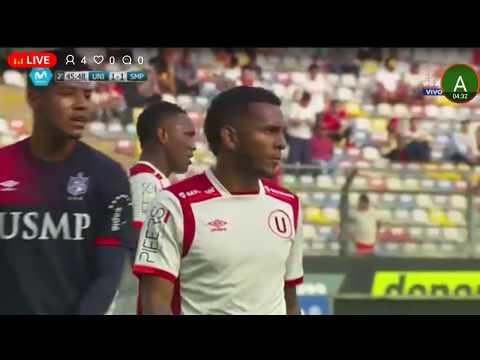 Universitario vs San Martin en vivo