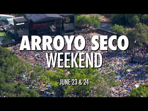 Arroyo Seco Weekend 2018: Summer's Almost Here