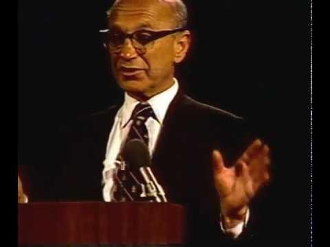Milton Friedman - Whats wrong with welfare? (Q&A)