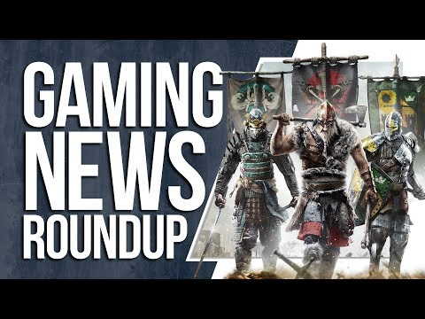 EA turning CHARITABLE? + New edition of For Honor + Eve Online tributes to Stephen Hawking + more!