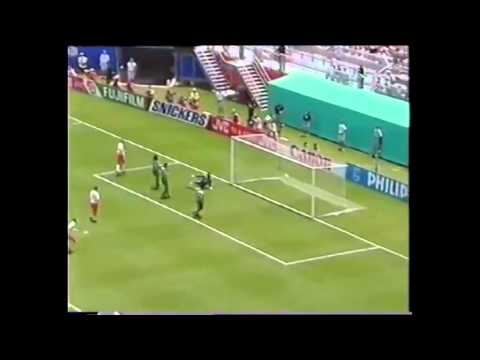 World Cup 1994 All Goals Part 6 (Group F)