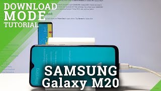 SAMSUNG Galaxy M20 Download Mode / How to Enter & Quit Odin Mode
