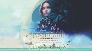 Rogue One : A Star Wars Story Score #12 Rebellions Are Built on Hope (Michael Giacchino)