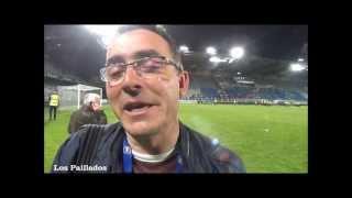 Auxerre Montpellier (Los Paillados): Philippe Sers Champion de France 2012.