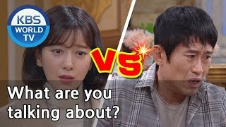 What are you talking about? [Unasked Family/ ENG, CHN / 2020.01.23]