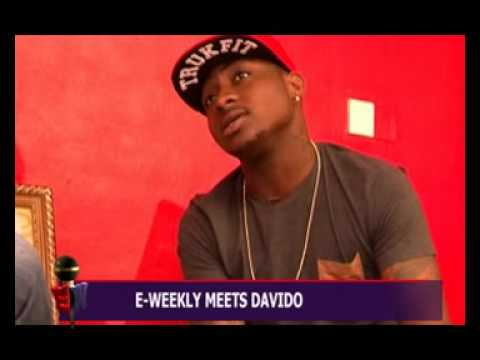 Rare Davido Interview, How It All Started For The Pop Star