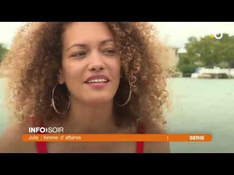 Julia Grollier : Une Guadeloupéenne dans l'immobilier de luxe à Miami