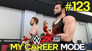 "WWE 2K15 My Career Mode - Ep. 123 - ""BREAK THE SHIELD!"" [WWE MyCareer XBOX ONE / PS4 Part 123]"