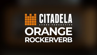 Orange Rockerverb 100 MKIII - Unboxing / Dialling in My Sound