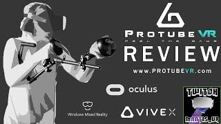 THE BEST VR ACCESSORY!? | Carbon Fire 'Protube/Magtube' Review | ONWARD - PAVLOV - ARIZONA SUNSHINE