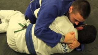 Black Diamond MMA: Underhook Escape from Side Control
