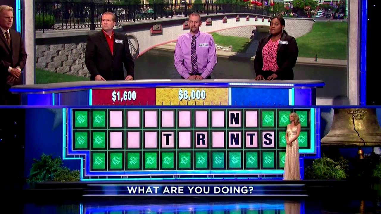 Wheel Of Fortune On Zoom
