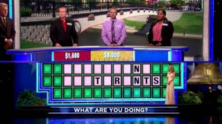 Wheel of Fortune 11/10/15: Z, Q, X and Buzzouts