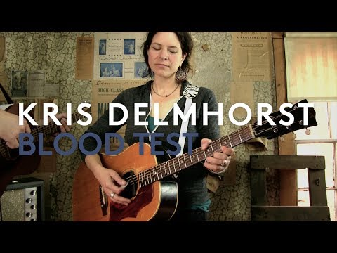 """Kris Delmhorst """"Blood Test"""" with Anders Parker"""