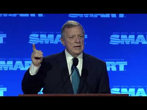 SMART 2016 BA Conference:  US Senator Richard Durbin