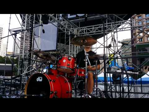 Thomas lang Solo - Seoul Drum Festival