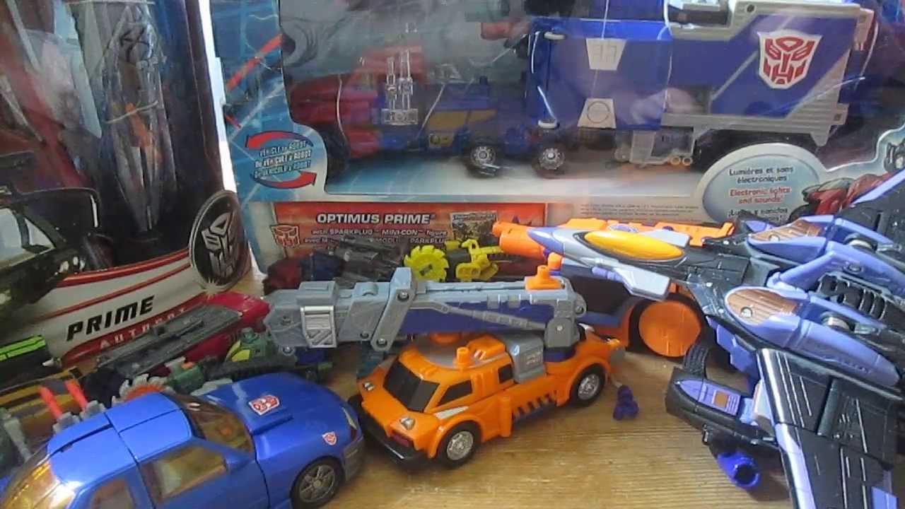 Youtube Transformers Toys 120