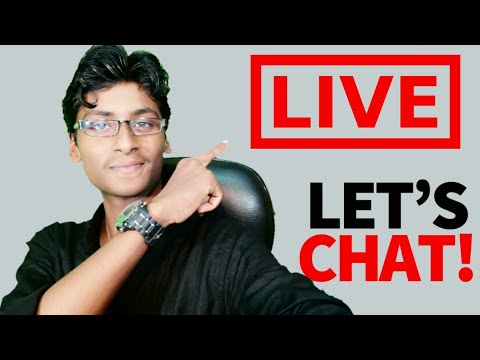 Live Let's CHAT - Aao Bate Kare ! (G4TU Live) - 동영상