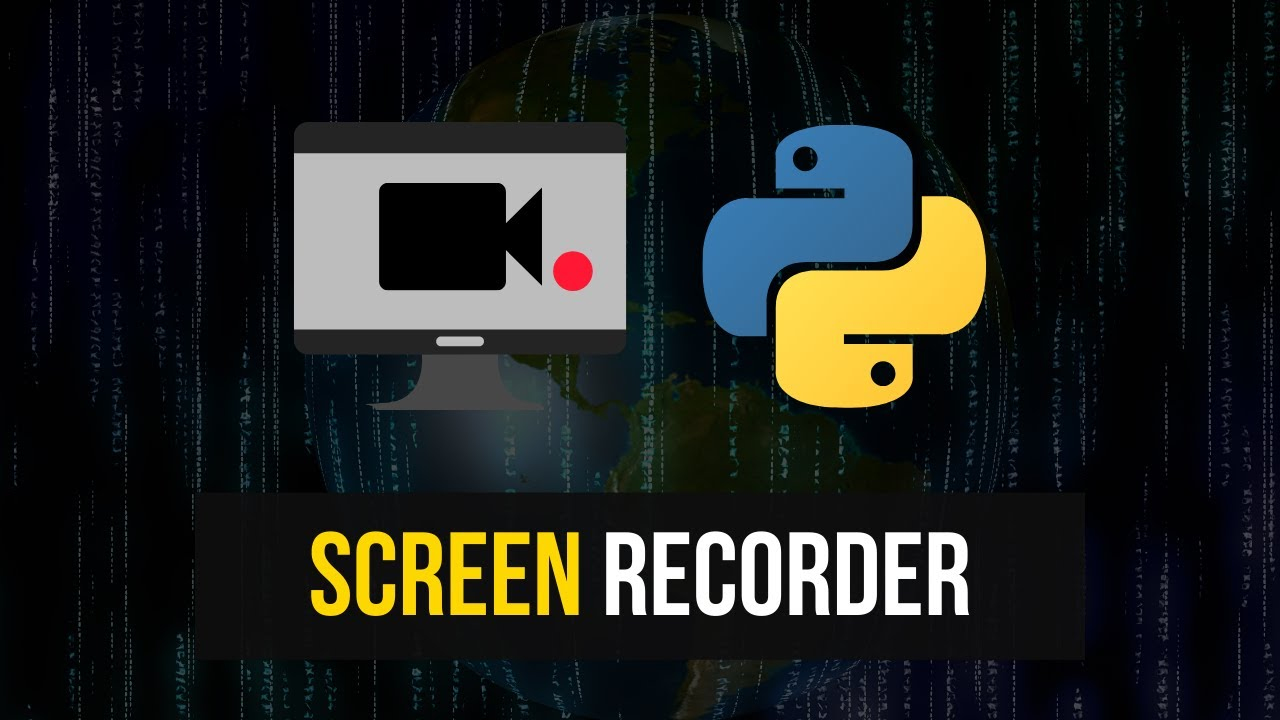 Screen Recorder in Python