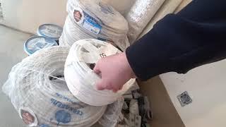 демонтажные работы / ремонт квартиры в СПБ / начали ремонт в квартире 80м2
