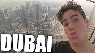 SUBI NO MAIOR PRÉDIO DO MUNDO! - 3Strip #3 Dubai