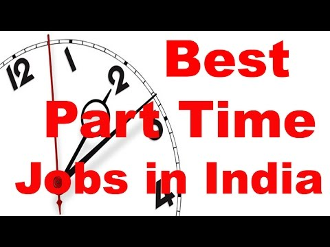5 Online Money Making Part Time jobs in India.Software Developer, Photography, Transcript, Reviewer