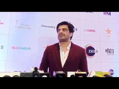 Puncch Beat Actor Sameer Soni At the Telly Awards REACTS On Vikas Gupta NOT Making Puncch Beat 2