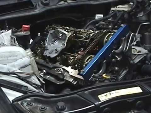 N46 Valve Timing - YouTube