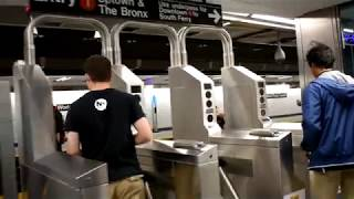 MTA NYCT: Opening of WTC-Cortlandt on the 1 line (Cortlandt St)