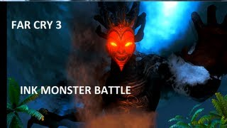 Far Cry 3: Ink Monster Boss Battle
