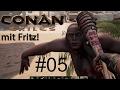 """Conan Exiles #05 """"Neues porno-Wissen und Crafting!"""" (let's Play, german, deutsch)"""