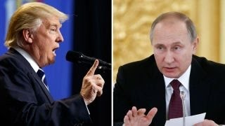 Donald Trump and Russian interference in US election